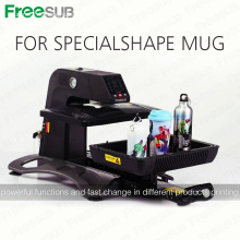 Neue Design 3D Telefon Fall Sublimation Presse Maschine