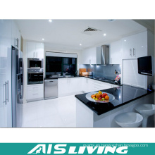 Muebles de gabinetes de cocina de diseño de la galería (AIS-K181)