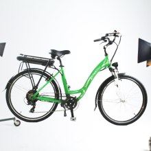 48V 350W classic style electric bicycle 26 inch lithium battery city ebike