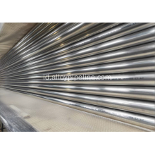 ASTM A249 TP321 BRIGHT ANNEALED WELDED TUBE