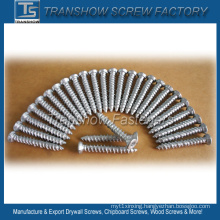 7.5*52mm Silver Coated Concrete Screw