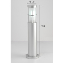 Silver Small Size Garden out Door Floor Lamp (KM-F010/S)