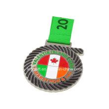Wholesale Promotional Souvenir Enamel Medal Custom