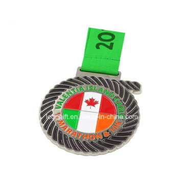 Wholesale Promotional Souvenir Enamel Medal Custom