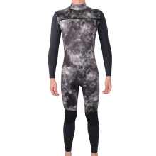 Combinaison néoprène Seaskin Mens 3 / 2mm Chest Zip pour le surf