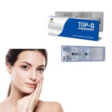 Certificado CE de alta calidad Belleza Cuidado personal Ácido hialurónico reticulado Relleno dérmico Inyección de glúteos / glúteos