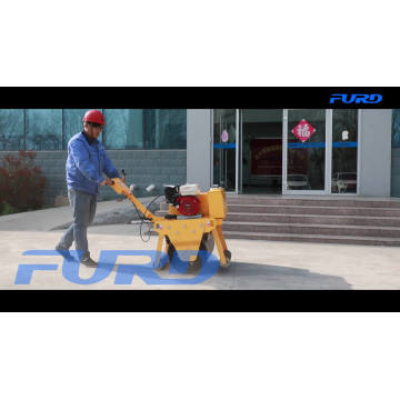 Mini Road Roller Compactor Machine on Lowest Price FYL-600C Mini Road Roller Compactor Machine FYL-600C