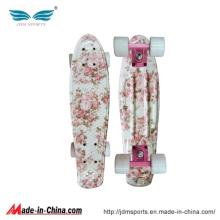 Transfert d'eau de conception Fish Skateboard