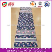 Wild rose ready goods cheap printing 100 % cotton bedding fabric