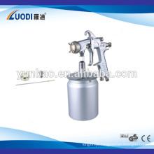 Arma de pulverizador pneumática superior de alta pressão do ângulo largo