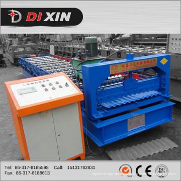 Máquina para fabricar chapa ondulada Dx 850
