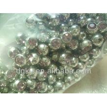 Accesorios de las bolas Jeweled del acero inoxidable de la manera