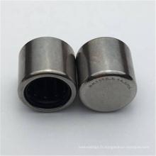 Approvisionnement d'usine haute précision série BK série fermée fin dessiné tasse roulement à aiguilles BK2516 plat avec taille 25 * 32 * 16mm