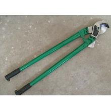 18 24 36 pulgadas de acero al carbono maneja cortador de cable pelacables