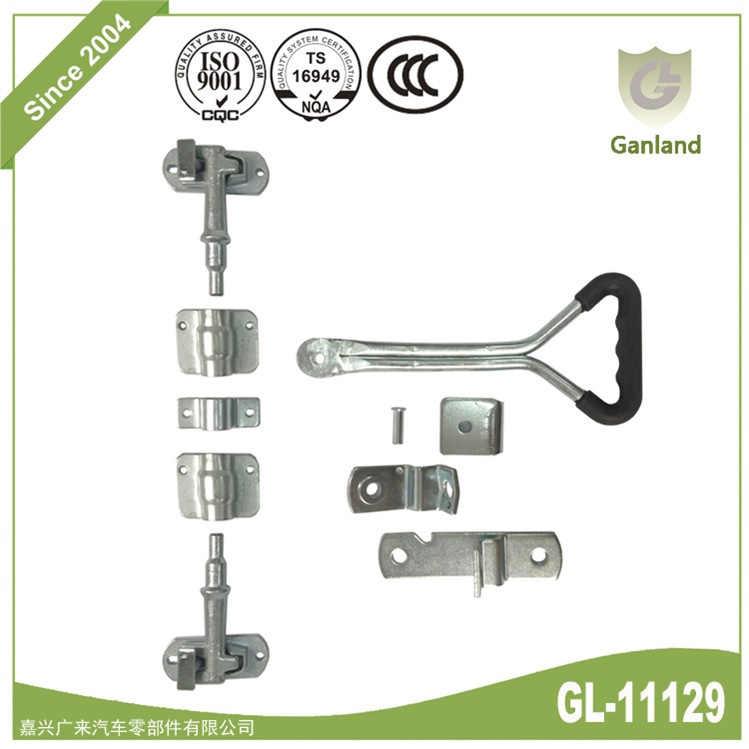 Container Twist Handle Lock Kit