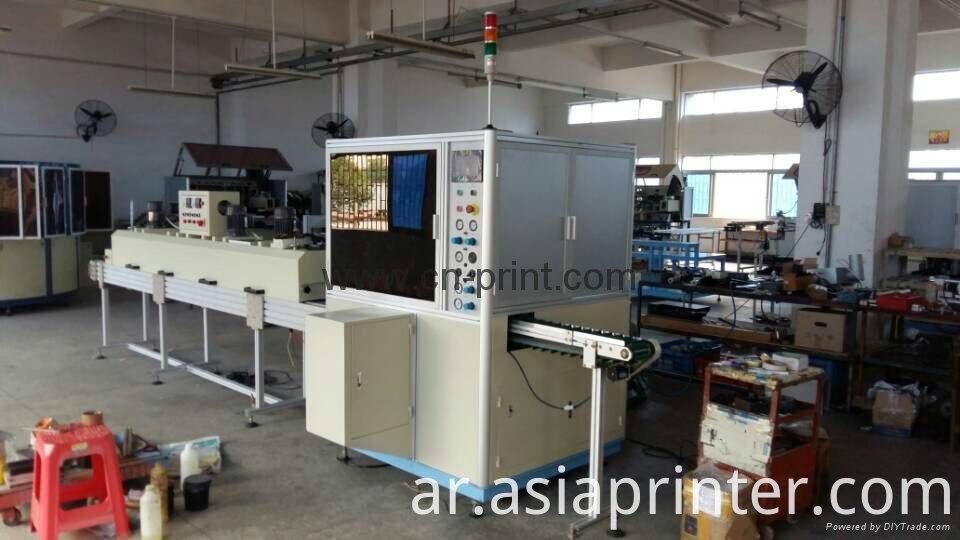 One Color Automatic Screen Printer