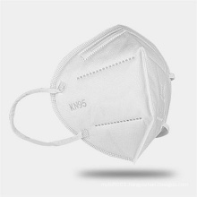 White Disposable Protective Face Mask