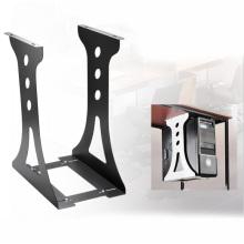 Accesorios para muebles de oficina Soporte de CPU de metal