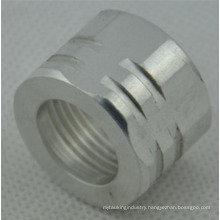 HOT custom made aluminum for machining parts with high quality
