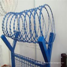 Cross Razor Concertina Razor Barbed Wire