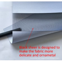 Home Window Blind Decoration Top-Quality Zebra Roller Blind Fabric
