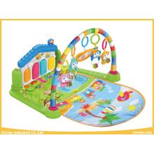 Качество и безопасность удар и играть на фортепиано спортзал игрушки ребенка играть мат с 3 рисунком для ребенка