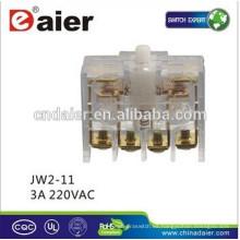 Daier JW2-11 microinterruptor de acción rápida