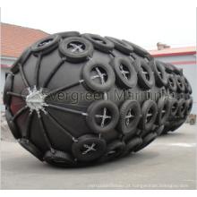 Pára-choques de borracha pneumáticos de flutuação Evergreen