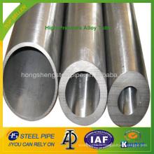 Tube en acier allié haute pression