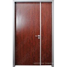 Wooden Fireproof Manufacturer in China, Wooden Outside Doors, Wooden Veneer Door India