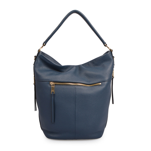 Minimalist Slouch Leather Fashion Hobo Bag Groß