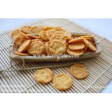 Reis Cracker Mais Snacks Essen