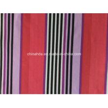 Strrip branco preto roxo vermelho impressão tecido para sportswear (hd1401118)