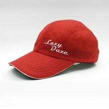Chapeaux de golf Sun Golf en coton plissé de haute qualité (ACEK0018)