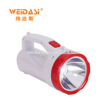 hottest led outdoor light Hand-held LED Search Lamp,WD-519 Adventure Hunting Light