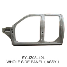 ISUZU D-MAX 2004-2007 Full Side Panel