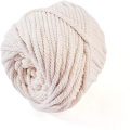 Yly Cheap Price High Quality Natural Cotton Rope for Packaging