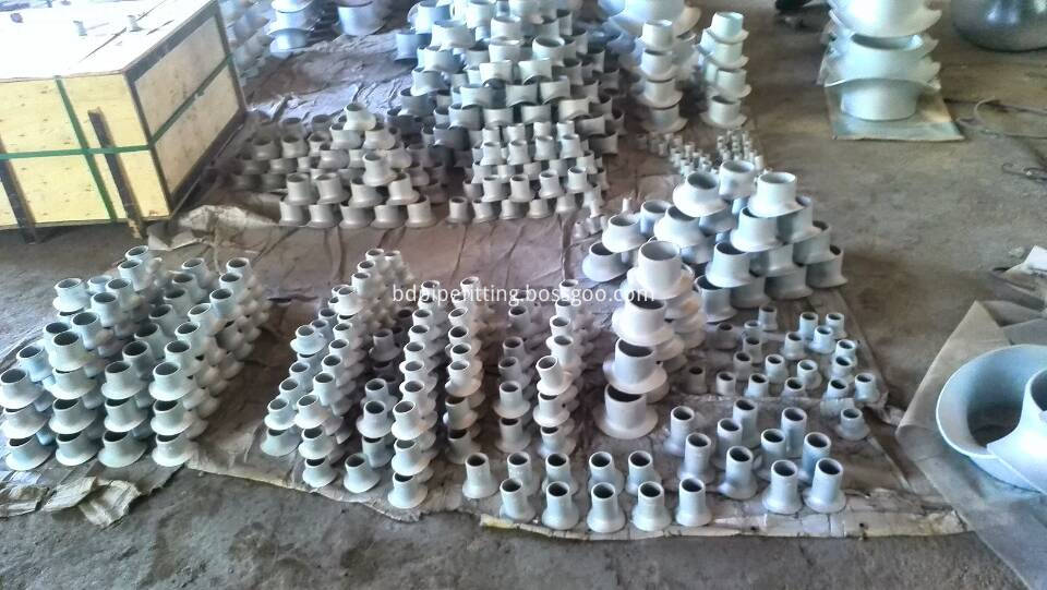 Thread Pipe Tee Reducer