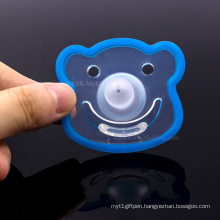 Food Grade 2Shot LSR Silicone Baby Rubber Pacifier Nipple