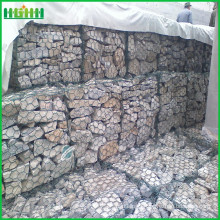 Professional 80*10mm gabion hexagonal mesh