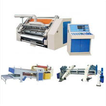 xinglong brand DW 2 ply Single facer corrugated cardboard machine