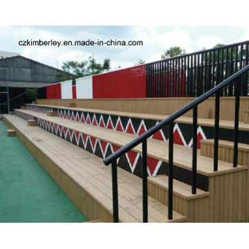 New Generation Eco-Friendly WPC Landscape Tables and Chairs