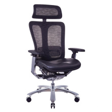 Black High Quality High Back Mesh Office Ergonomic Chair For CEO Boss Office