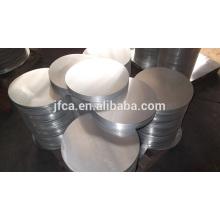 O-H112 Type de température et de plaque cercle en aluminium