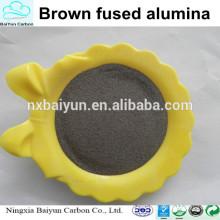 95%brown corundum/brown fused alumina for abrasive