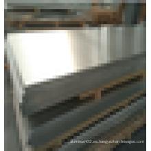 Hoja de aluminio ancha 5082 O ancha para el uso del transporte de la pista
