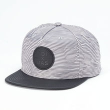 Patch Embroidery 5 Panels Snapback Hat