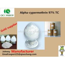 alpha-cypermethrin 97%tc 10%ec 5%wp insecticide -lq