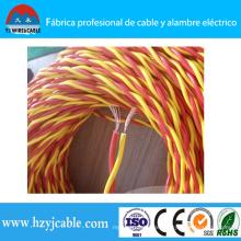 Rvs Verdrehtes Kabel Flexibles Kabel