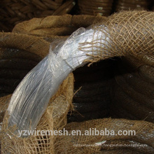 Galvanized wire price from Direct factory